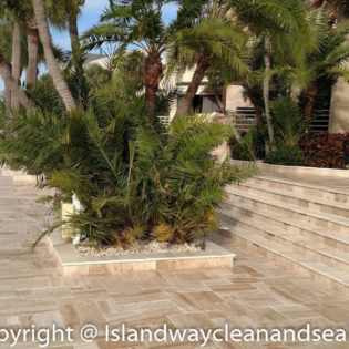 modern walkway pavers