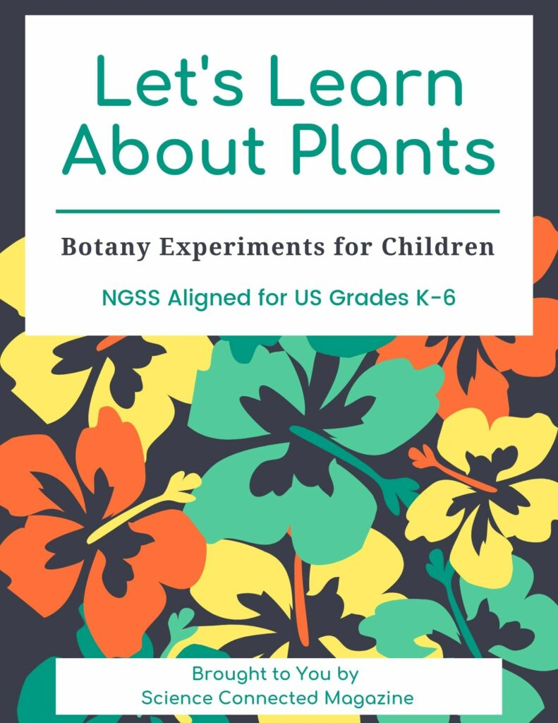 Let's Learn About Plants: Botany Experiments for Children