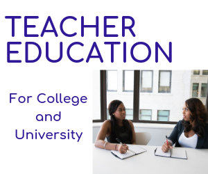 Affordable Teacher Education texts from Science Connected