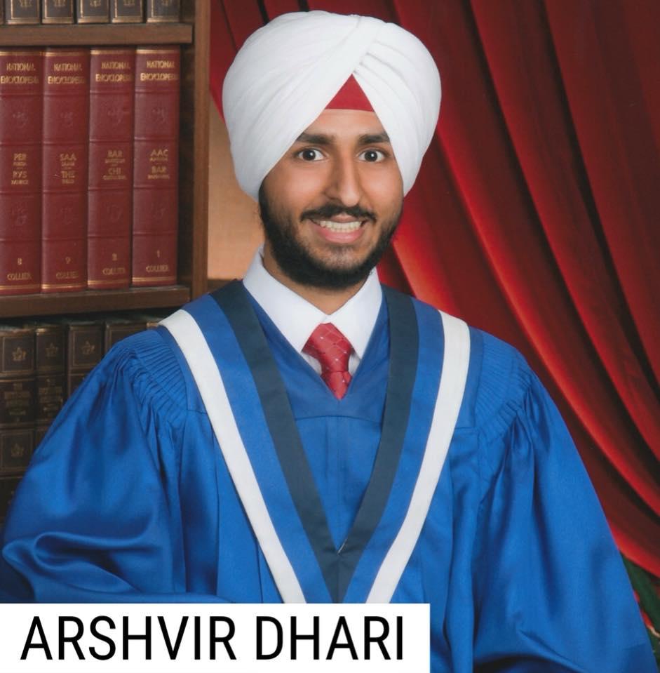 Arshvir Dhari