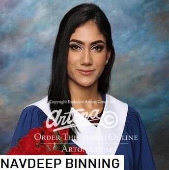 2017 Winner - Navdeep Binning