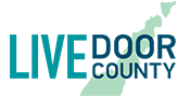 LIVE Door County Logo
