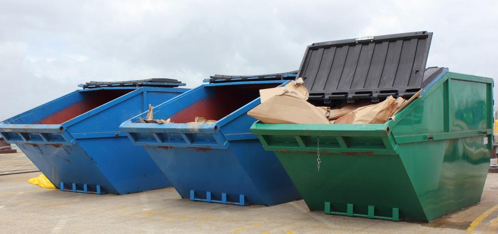 Gauging Interest for an AL Materials Waste Exchange