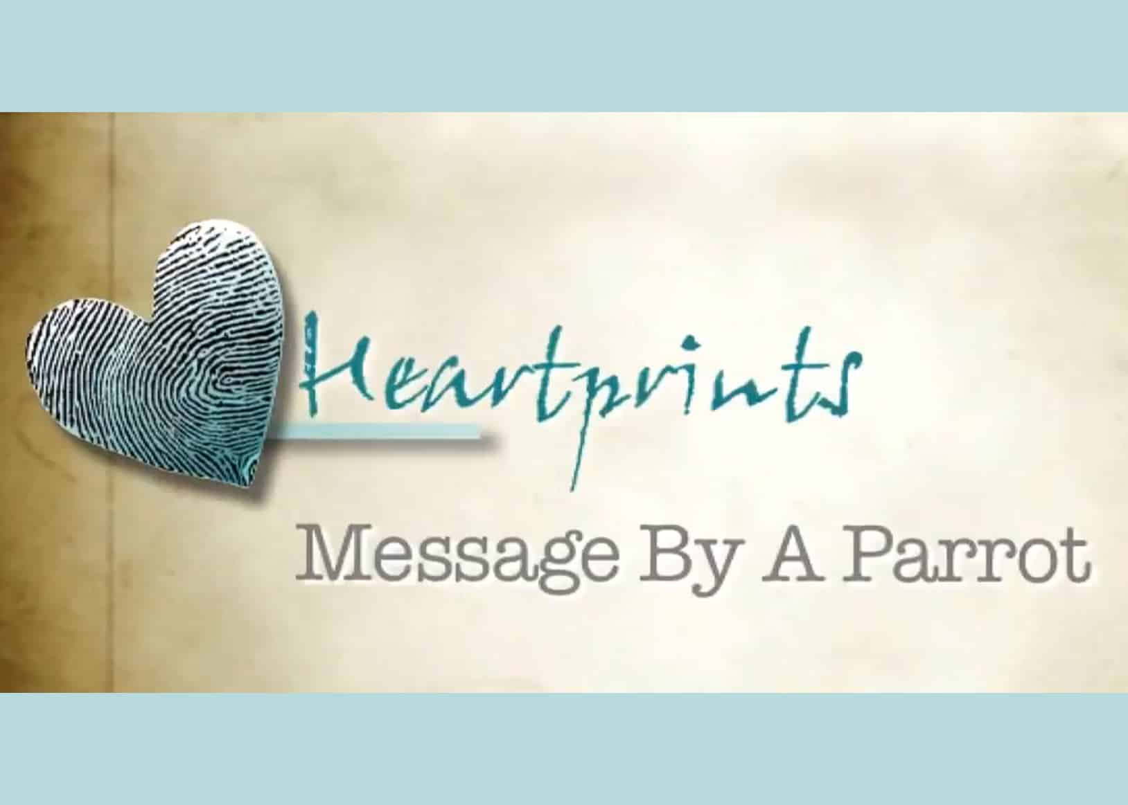 Heartprints Parrot