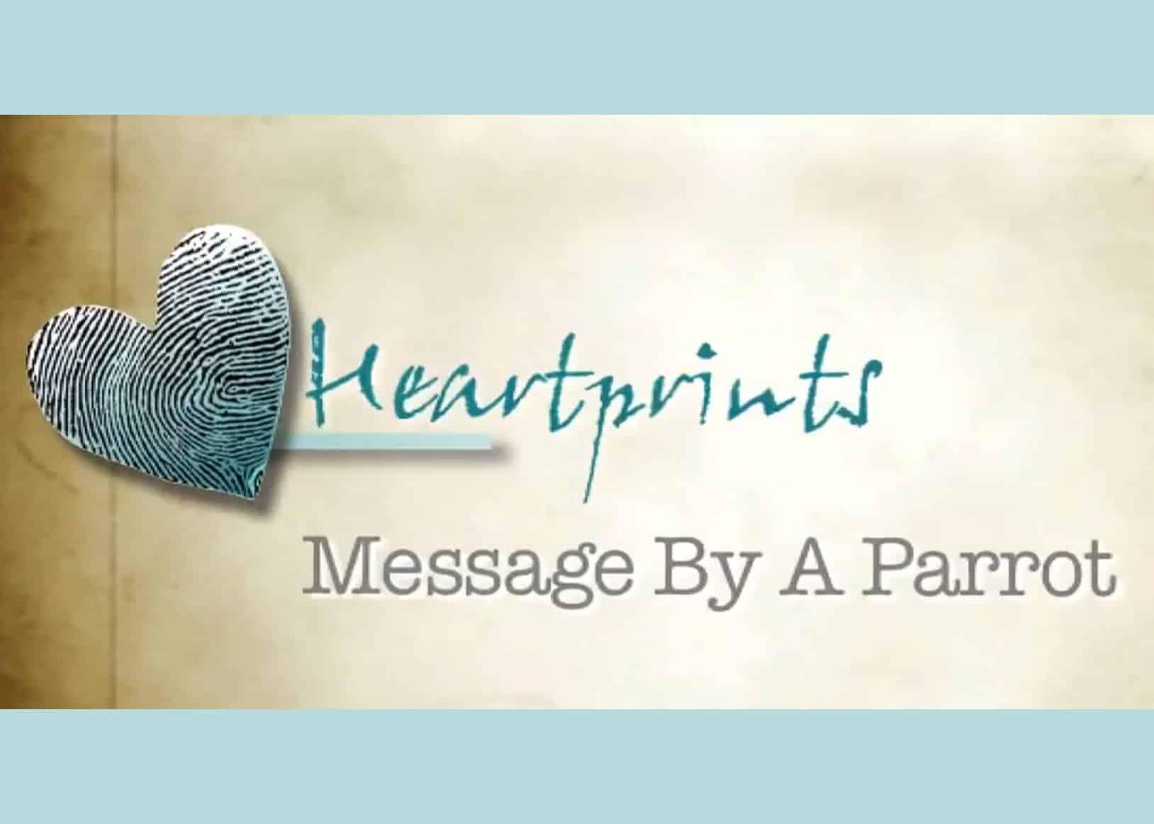 Heartprints Parrot