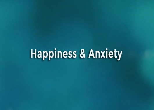 Happiness and Anxiety