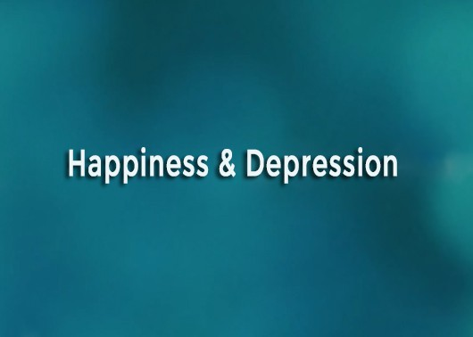 Happiness and Depression