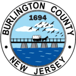 Seal of Burlington County in New Jersey