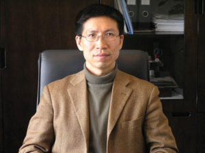 Yang Zirong, director of Shanghai Innovative Research Center of Traditional Chinese Medicine