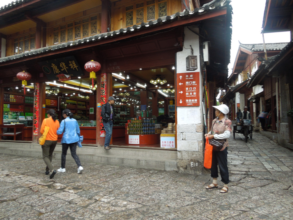 Lijiang's Old Town