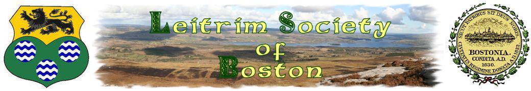Leitrim Society of Boston