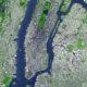 Satellite Image of New York CIty