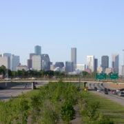 View of Downtown Houston, Texas