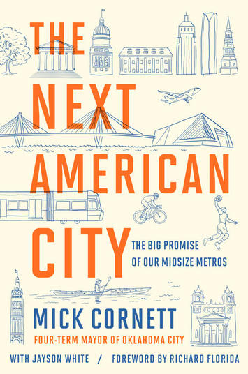 The Next American City book cover