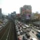 Urban Midrise area with light rail