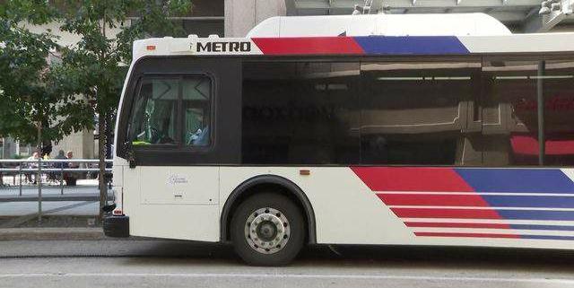 METRO bus, Houston transit