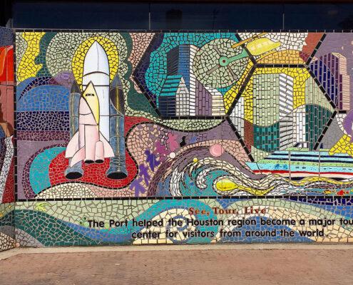 Visitors Center Houston Port Authority