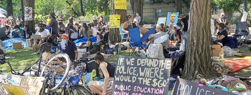 Reform, Not Defunding Police Departments