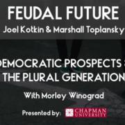 Feudal Future talks with Morely Winograd