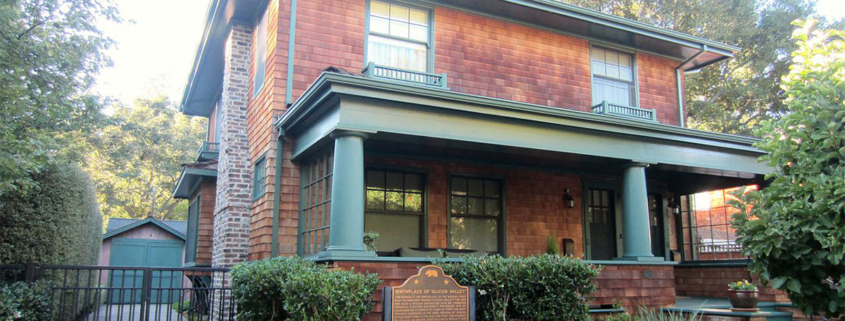 """Historic HP garage - the """"birthplace"""" of Silicon Valley"""