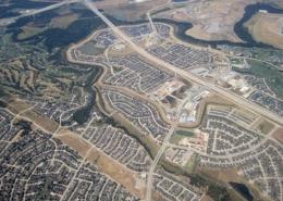 Indian Creek development, near Dallas, Texas