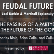 Feudal Future on the Future of the GOP