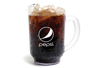 Pitcher of Soda Pop