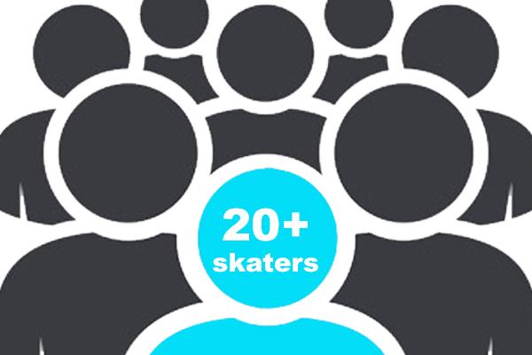 Skagit Skate Group Discount