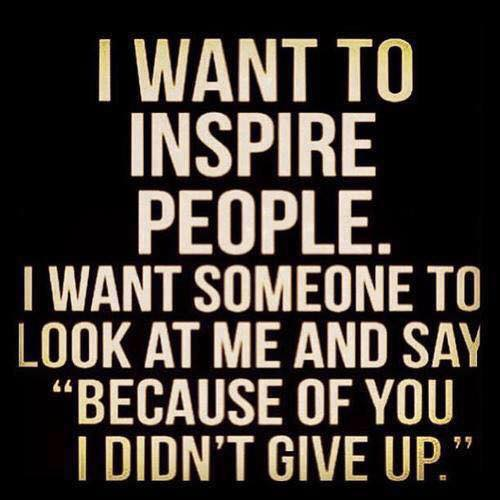 I-want-to-inspire