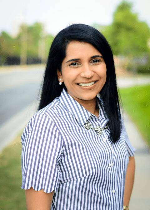 Deepa Naik, YWCA Board Member