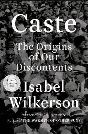 Caste, book, reading, book club, book cover