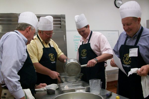 cook off team building