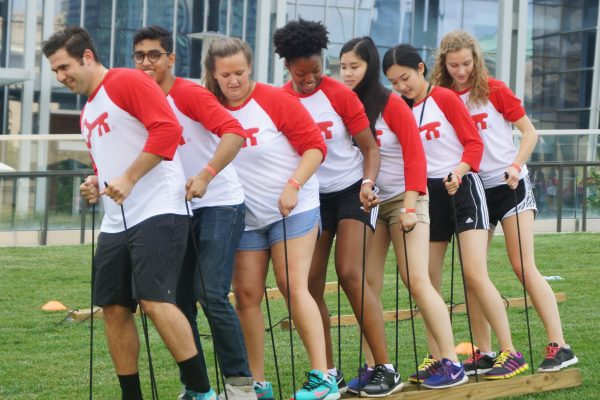 team building decathlon