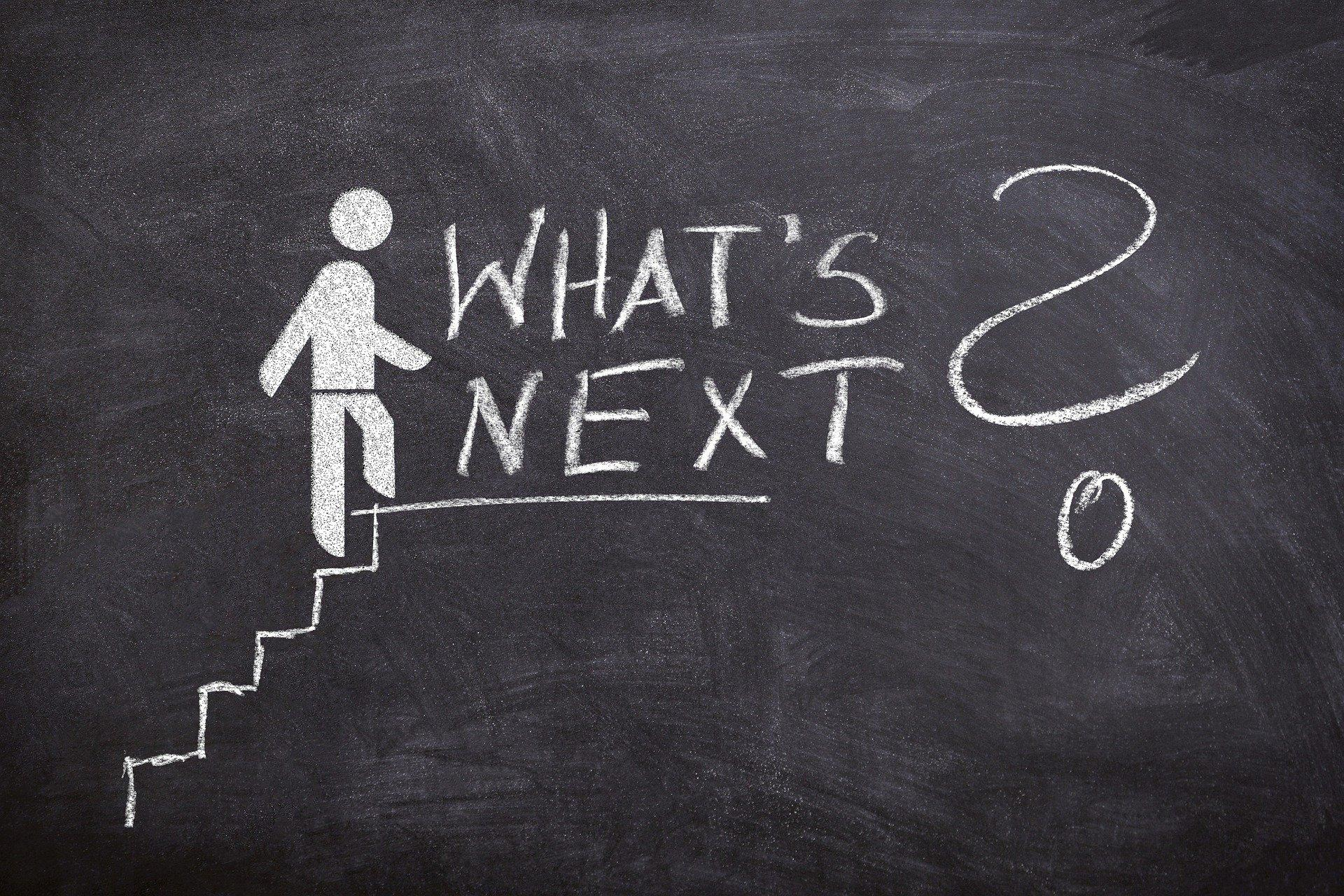 Message for Leaders - What's Next