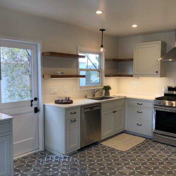 Complete home remodel - Silverlake, CA