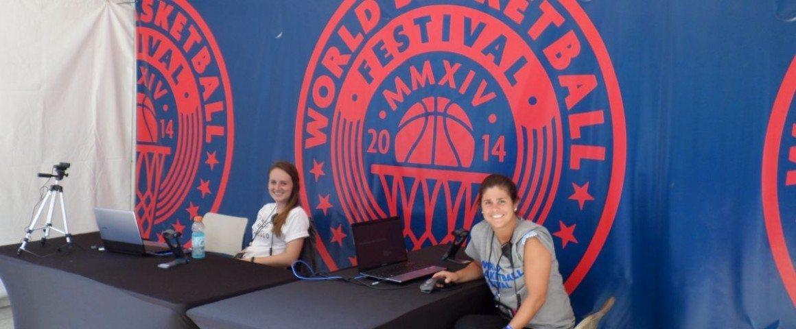 Benchmark Scores a Key Assist on Nike's World Basketball Festival.