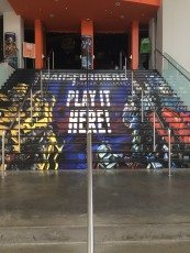 UV Printing for Stairs