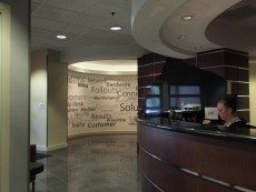 Custom Wallpaper for Corporate Interiors
