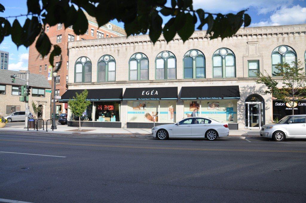 Egea Spa in Evanston