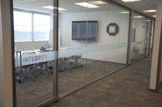 Interior Office Window Film