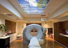MRI Room Light Fixture