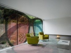 Large Scale Graphic Window Film