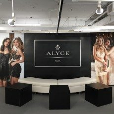 Benchmark helps Alyce enhance their image at the National Bridal Show