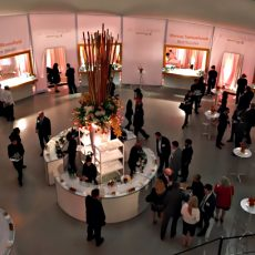 Benchmark at the Guggenheim!