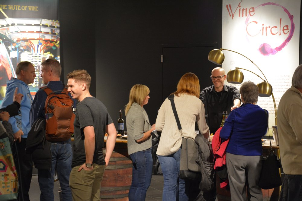 People Enjoying the Great Fermentation Experience