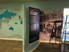 Greek Story in America Exhibit Photo
