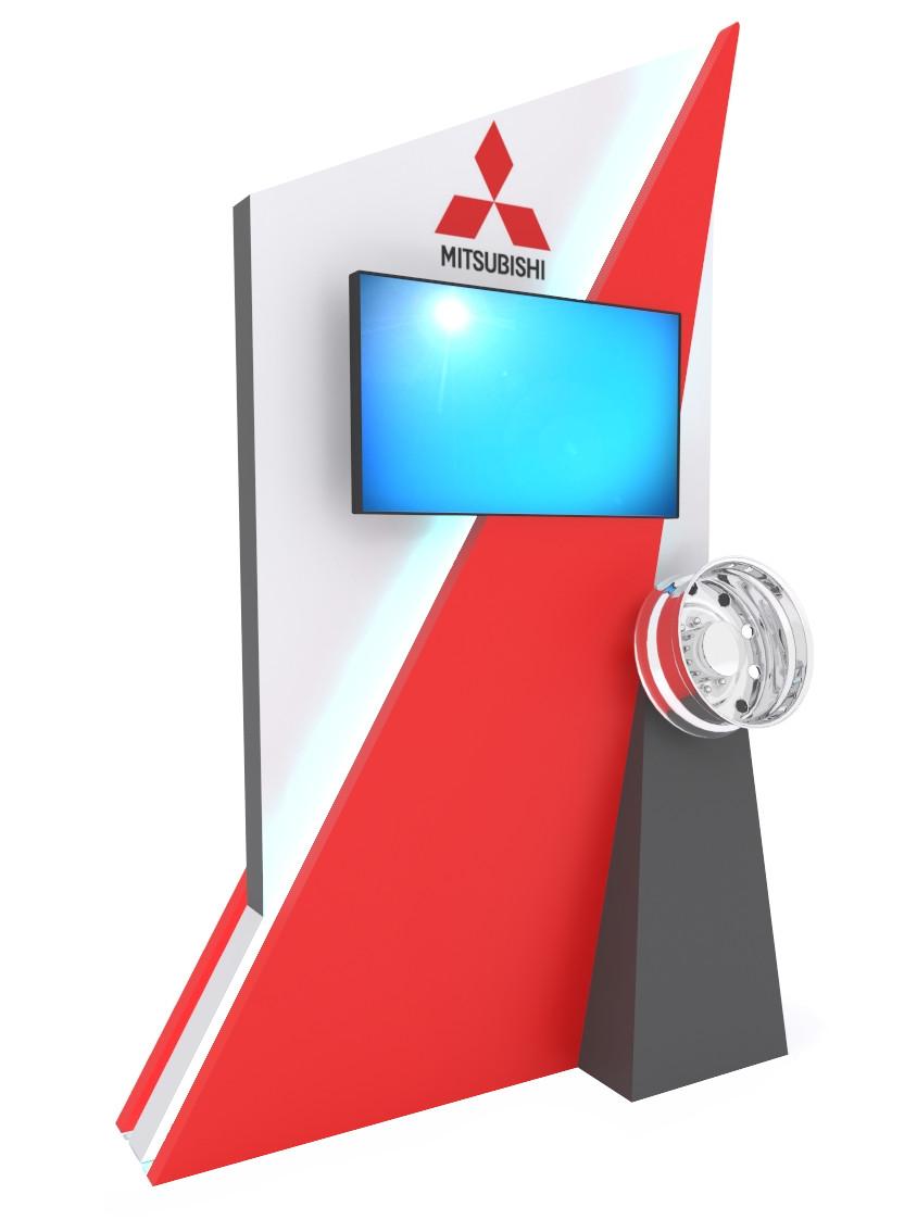 Custom Monitor Stand