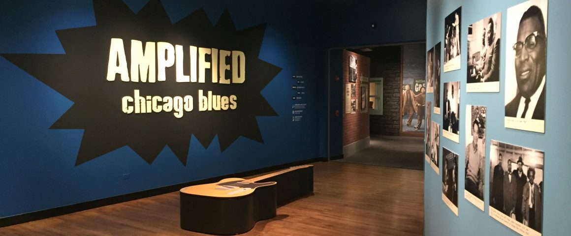 Amplified: Chicago Blues