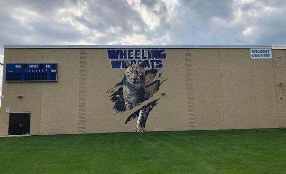 Benchmark goes wild with BIG building wrap
