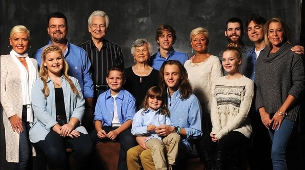 The McCoury Family